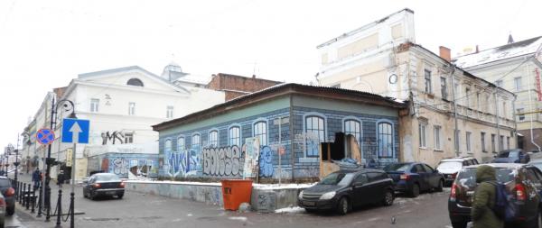 Министерство начинает процедуру реквизиции зданий опасных для жизни и здоровья людей