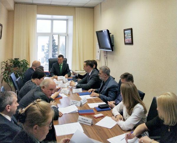 21 марта 2019 года состоялось очередное заседание Общественного совета при министерстве имущественных и земельных отношений Нижегородской области