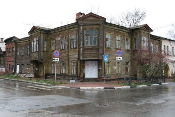Режим ЧС введен на объекте культурного наследия и на восьми земельных участках в Нижнем Новгороде