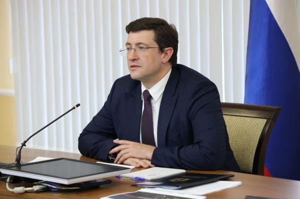 Глеб Никитин подписал постановление об отсрочке арендной платы для предпринимателей