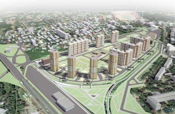 Совет по земельным отношениям одобрил заявки на выделение компенсационных участков за достройку дома-долгостроя