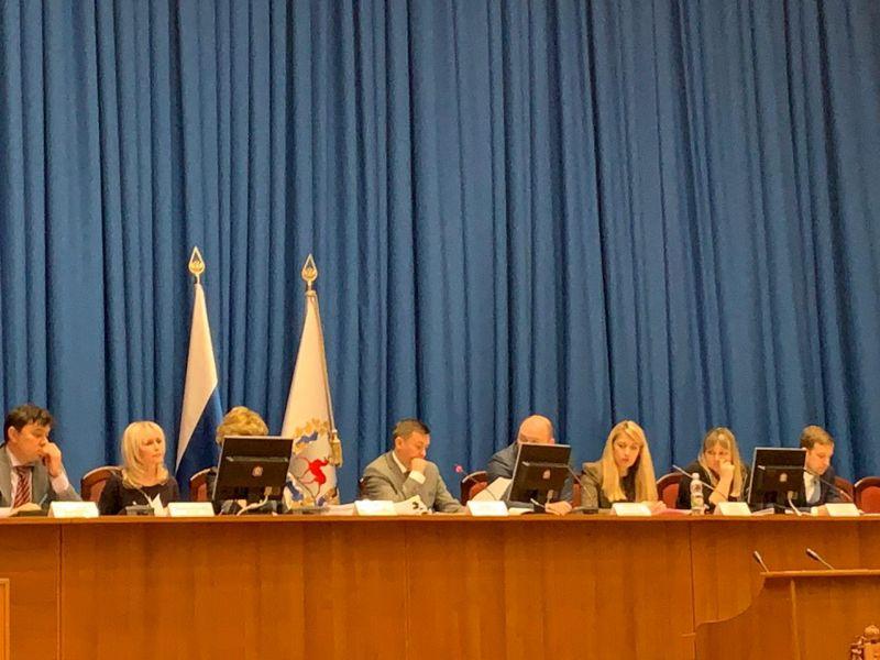 Совет по земельным отношениям одобрил заявку на участок под транспортную развязку на ул. Циолковского
