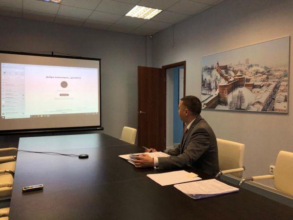 Совет по земельным отношениям одобрил заявку на участки под строительство очистных сооружений в Сосновском районе