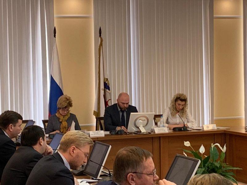 Совет по земельным и имущественным отношениям при правительстве Нижегородской области 13 марта 2020 года одобрил 20 заявок на выделение земельных участков для реализации инвестпроектов