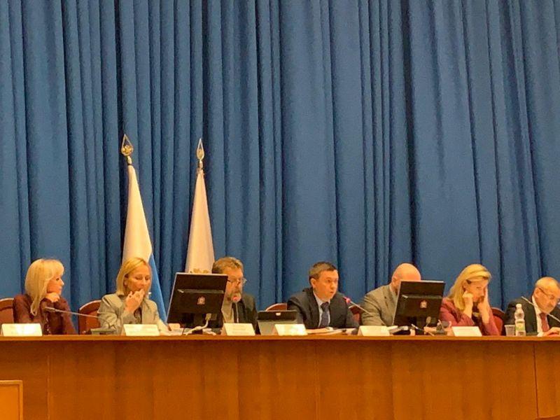 Совет по земельным отношениям одобрил заявку на участок под школу в городе Кстово