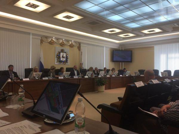 Совет по земельным отношениям одобрил заявку на выделение участка под строительство детского сада в Арзамасе