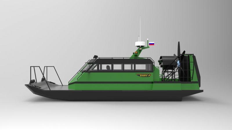Минимущества заключило контракт на поставку маломерных судов для перевозки пассажиров в г.о. Воротынский