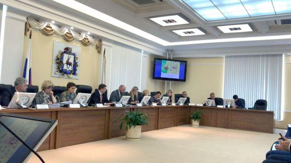 Совет по земельным отношениям одобрил заявку на выделение участка под строительство регионального центра аутизма