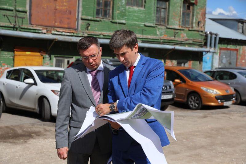 Собственник объектов бывшего завода Колчина — Курбатова начал подготовку к их реставрации после проверки министерства