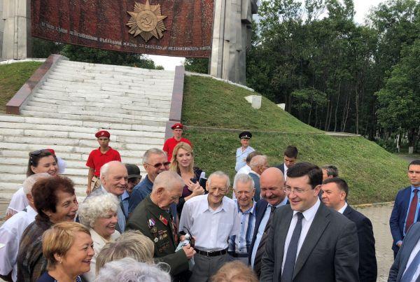 «Парк Славы» передан из федеральной в муниципальную собственность после обращения автозаводчан к Глебу Никитину