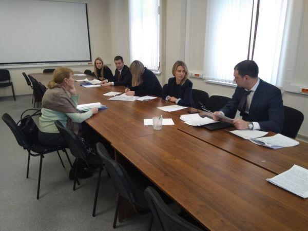 В министерстве имущественных и земельных отношений Нижегородской области состоялся личный прием граждан