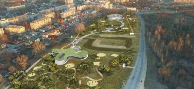 ГК «Города» планирует начать строительство семейного паркового комплекса в г.Бор до конца 2019 года