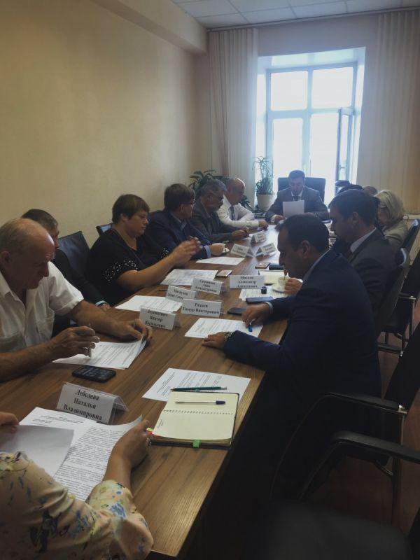 Общественный совет при министерстве имущественных иземельных отношений Нижегородской области начал работу вновом составе