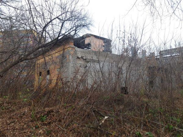 Минимущества предложит собственнику рассмотреть возможность сноса здания бывшегоДК наул.Перекопской