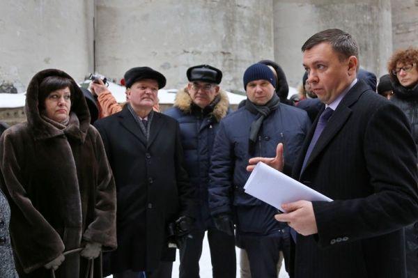 Сергей Баринов: «Мы рассчитываем, что инвестор восстановит комплекс мукомольной мельницы к 800-летию Нижнего Новгорода»