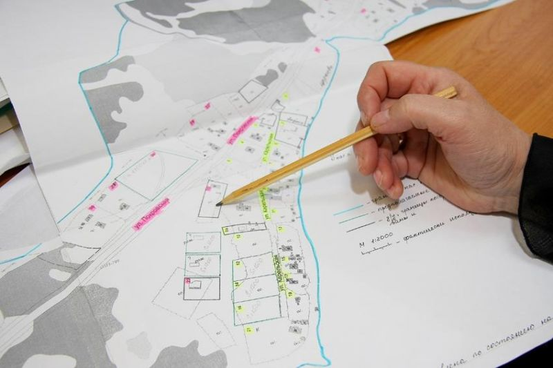 Размещение промежуточных отчетных документов  об определении кадастровой стоимости объектов недвижимости